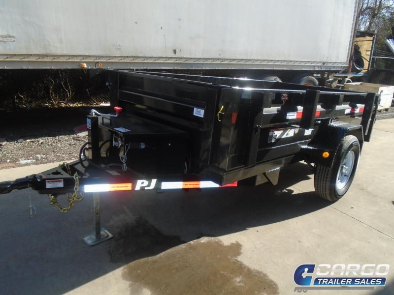 2019 PJ Trailers D5 SA DUMP Dump in Ashburn, VA