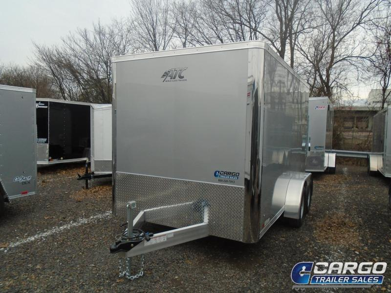 2019 Aluminum Trailer Company RAVAB7012+0 Enclosed Cargo Trailer