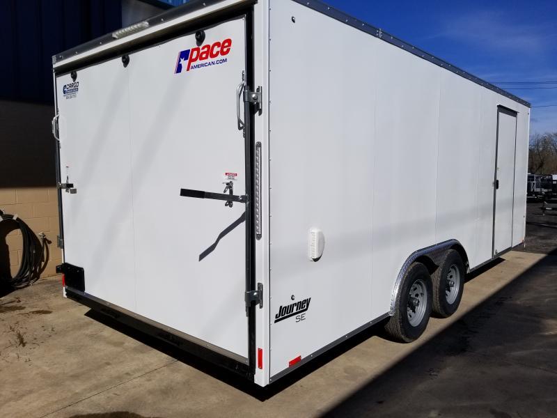 2020 Pace American JV 85x20 TE3 Enclosed Cargo Trailer