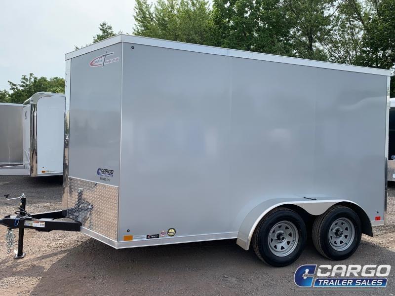 2020 Cross Trailers 712TA Enclosed Cargo Trailer