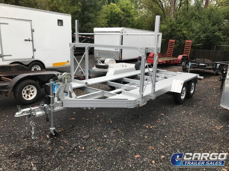 2018 Trailx 16 OCH Enclosed Cargo Trailer