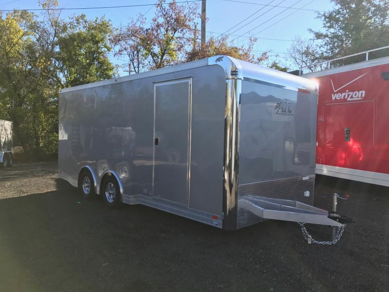 2018 Aluminum Trailer Company QSTAB8520 Enclosed Cargo Trailer