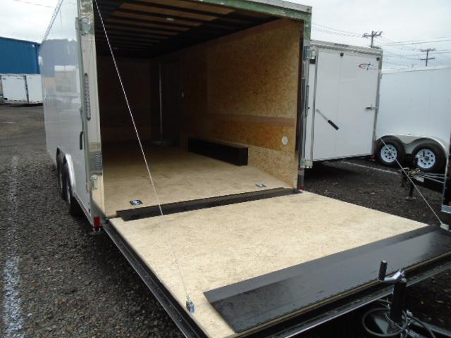 2018 Cross Trailers 820TA Enclosed Cargo Trailer