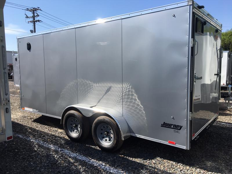 2019 Pace American JV 7x16 Enclosed Cargo Trailer