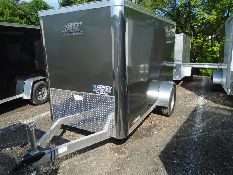 2019 Aluminum Trailer Company RAVAB5010 +0 Enclosed Cargo Trailer