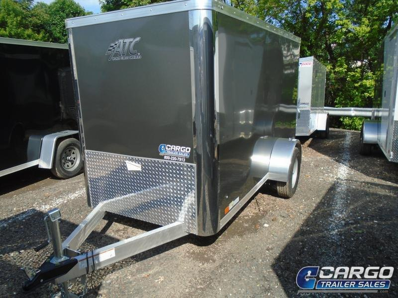 2019 Aluminum Trailer Company RAVAB5010 +0 Enclosed Cargo Trailer