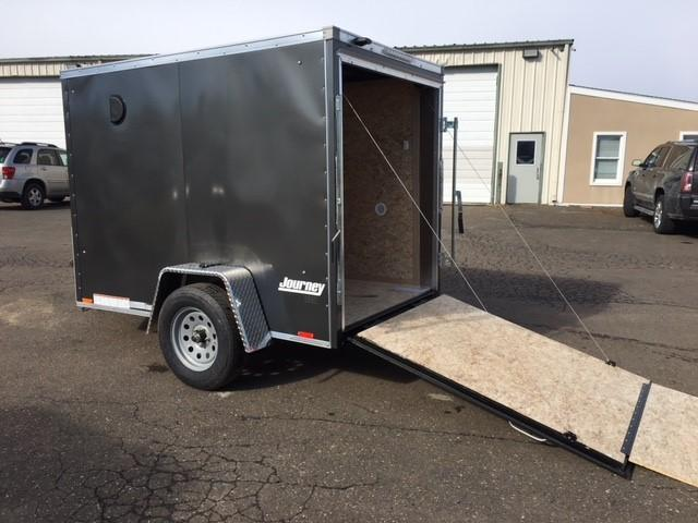 2018 Pace American JV 5x8S12 Enclosed Cargo Trailer