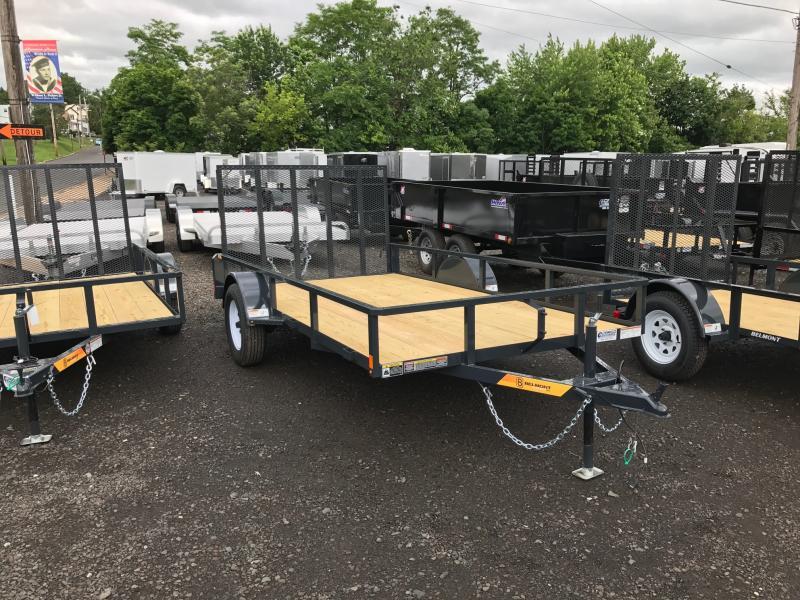 2018 Belmont Machine UT612TT Utility Trailer