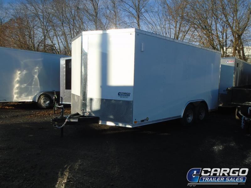 2019 Cross Trailers 816TA Enclosed Cargo Trailer