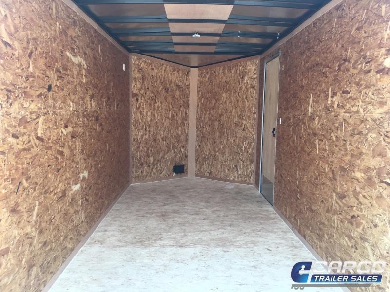 2020 Pace American OB7x14 Enclosed Cargo Trailer