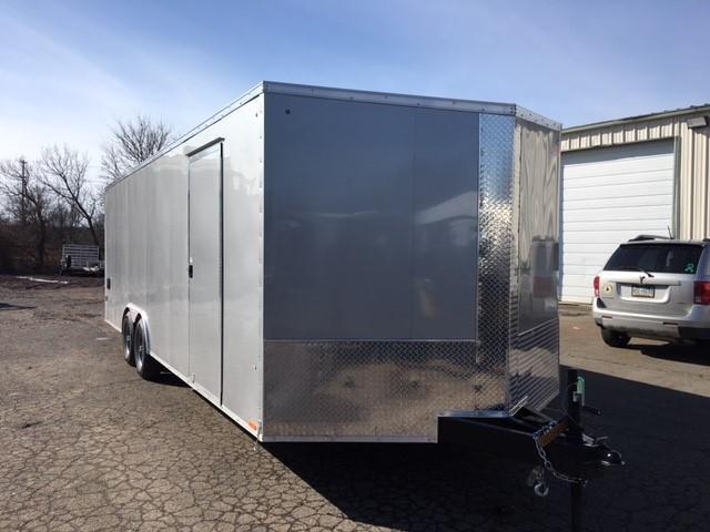 2019 Pace American JV 8524 TE3 Car / Racing Trailer