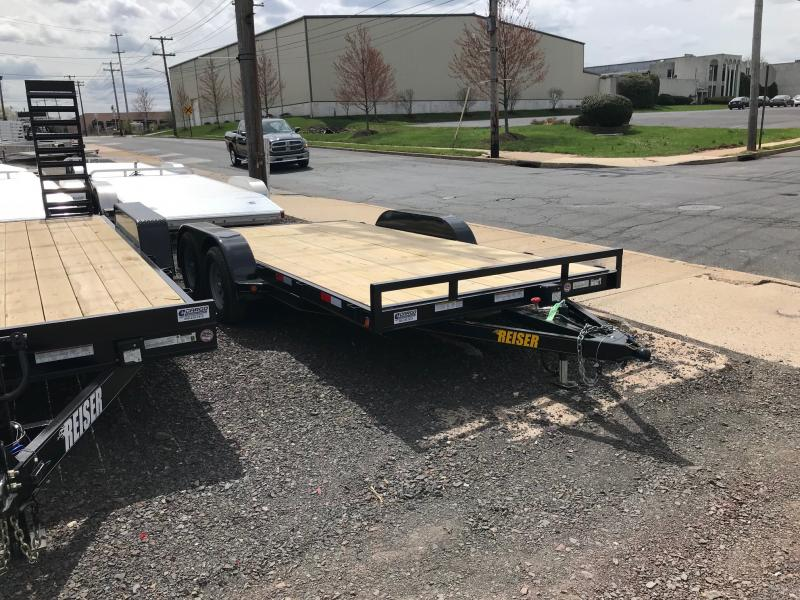 2018 Reiser Trailers WCH16 Other Trailer