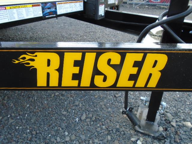 2019 Reiser Trailers 18LS10K Utility Trailer