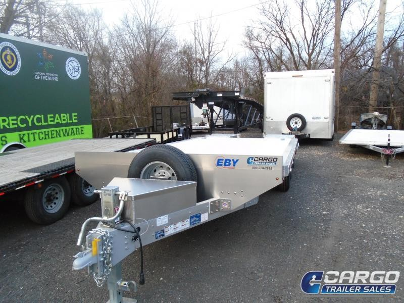 2019 Eby Trailers BH20EQP Flatbed Trailer