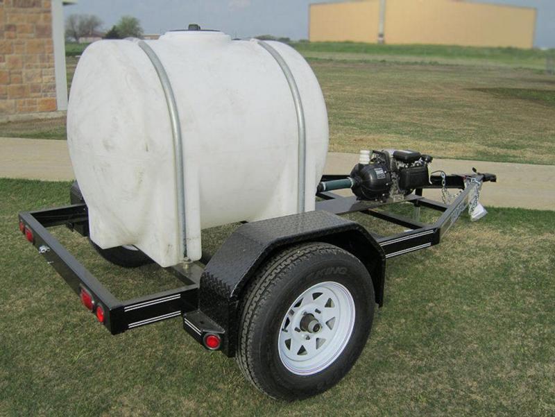 2019 Load Trail SW03 SW6006031 Water Tank Trailer