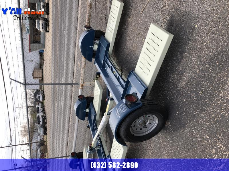Stehl Tow Car Dolly w/ Serge Brake