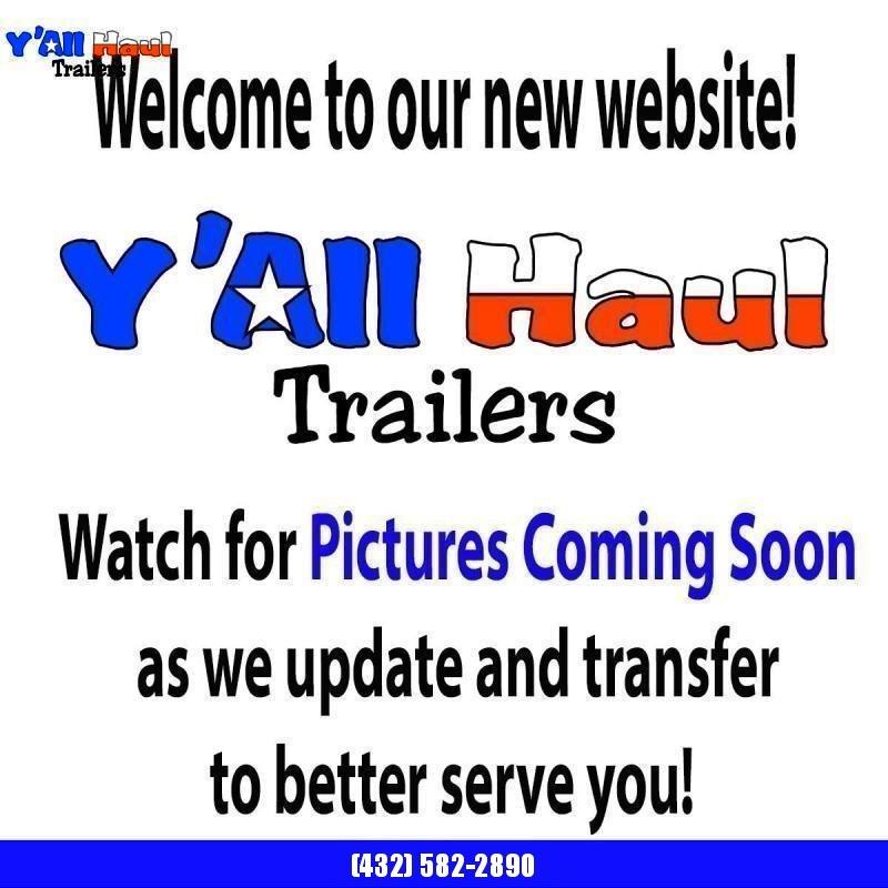 2019 Lamar Trailers 77x16Classic Utility Trailer