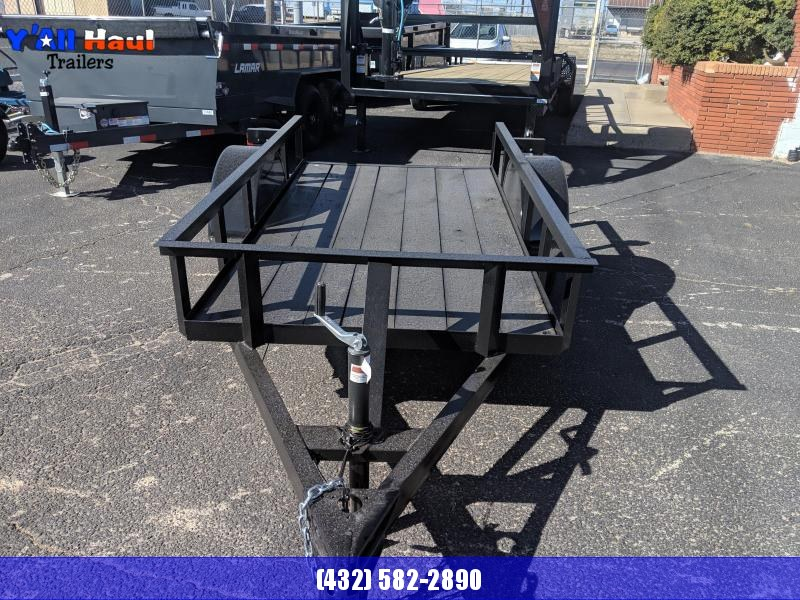 C&M 4 X 8 Single Utility Trailer