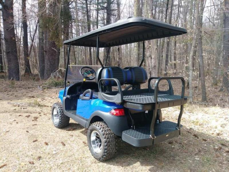 Club Car Precedent Phantom 4 Passenger Golf Cart
