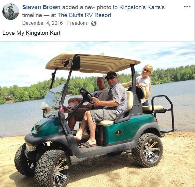 2013 Club Car Precedent 4 Pass Elect Golf Cart 2015 Batteries