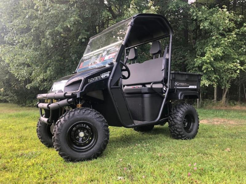 $1000 OFF NEW American Landmaster 677 Power Steering 4WD UTV USA MADE