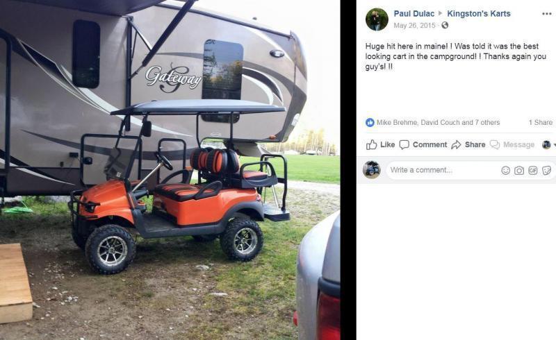 NEW Hammerhead Offroad GTS PLATINUM 150 Teen/Adult Go Kart