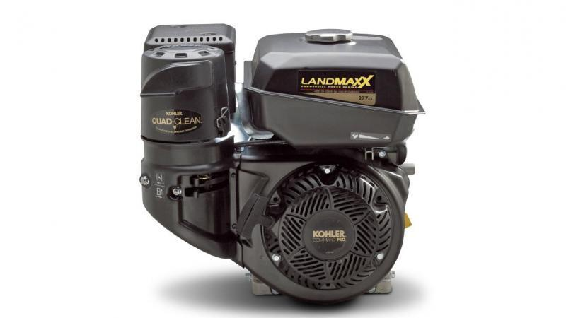NEW American LandMaster 350DL GAS 2WD UTV w/Locking Differential GREEN