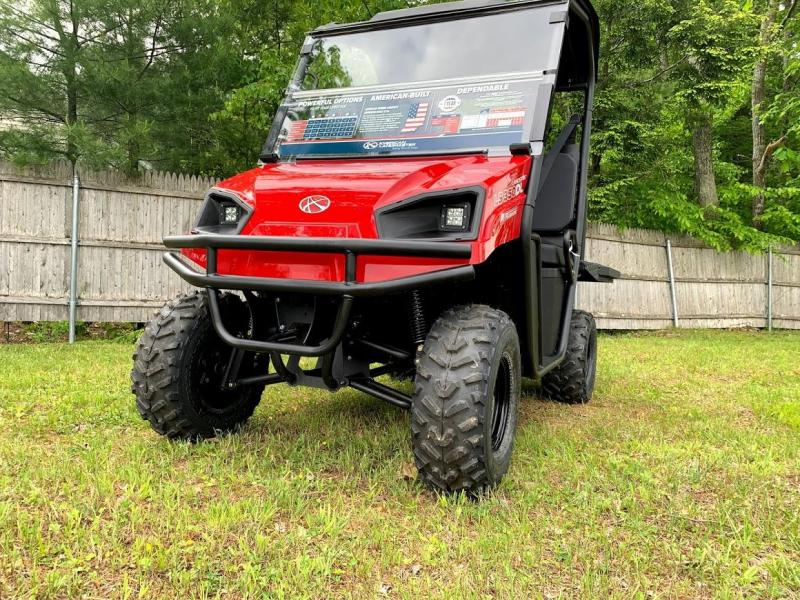 $1000 OFF American Landmaster 350FTX Flatbed Dump UTV Locking Diff