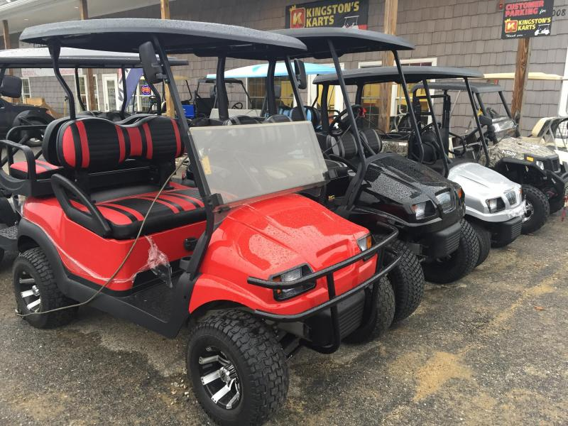 Customized Precedent Phantom Golf Cart-custom built 4 U