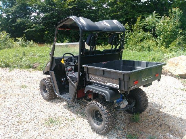American Land Master LandStar 48v 2WD Electric UTV