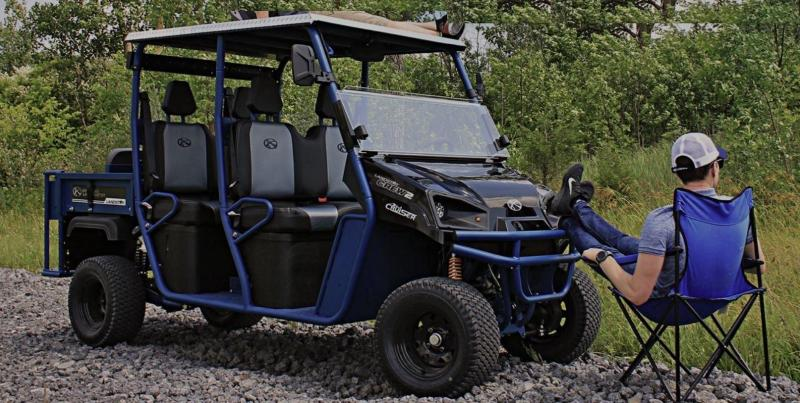 American Land Master CRUISER EFI POWER STEERING CREW CAB