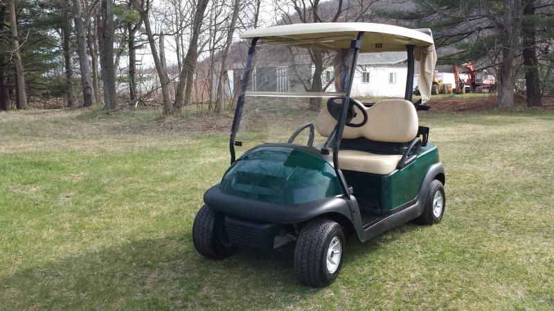WHOLESALE! 2015 Club Car Precedent 2 P Elect Golf Car 2018 ... on