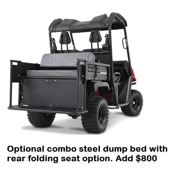 $1000 OFF American LandMaster 550 4WD UTV-PLOW-POWER STEERING-WINCH