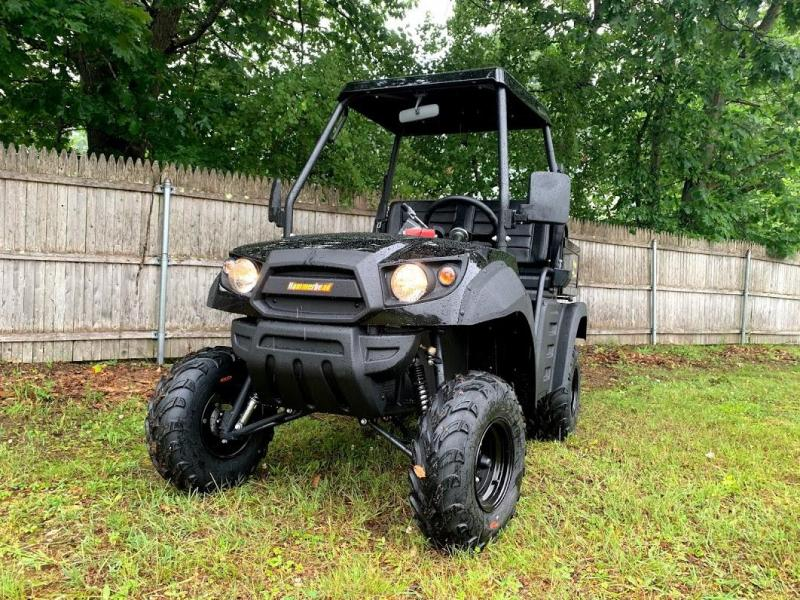 NEW 2019 Hammerhead Off-Road R-150 2WD Side by Side GAS UTV BLACK