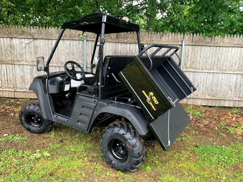 NEW 2019 Hammerhead Off-Road R-150 2WD Side by Side GAS UTV BLACK
