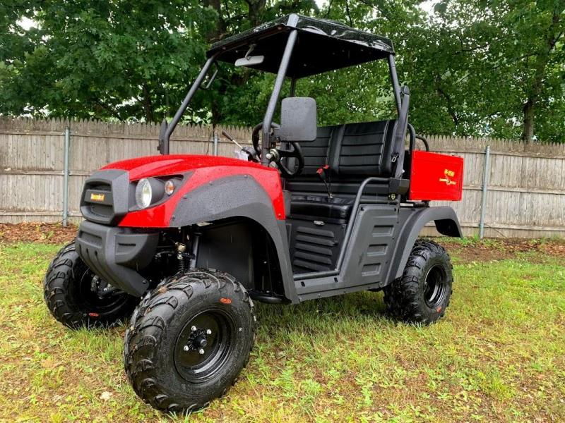 NEW 2019 Hammerhead Off-Road R-150 2WD Side by Side GAS UTV RED
