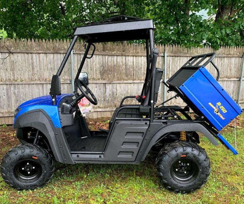 NEW 2019 Hammerhead Off-Road R-150 2WD Side by Side GAS UTV BLUE