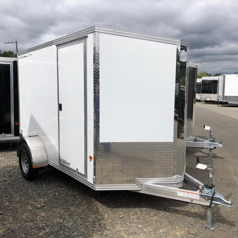 2018 Stealth Trailers STEALTH Enclosed Cargo Trailer