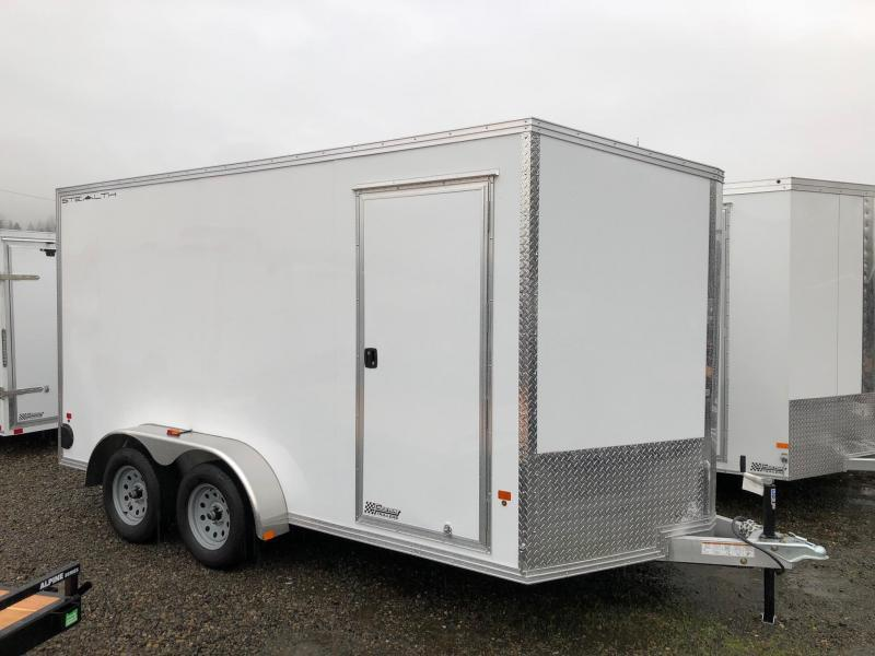 2019 Alcom-Stealth Stealth C7x16S-IF Enclosed Cargo Trailer