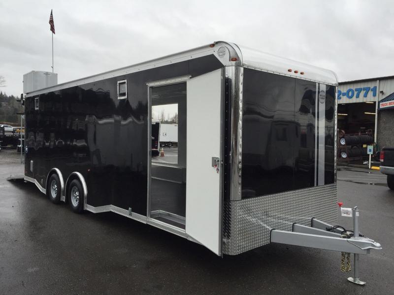 2019 Wells Cargo RFRT85X2424 Car / Racing Trailer