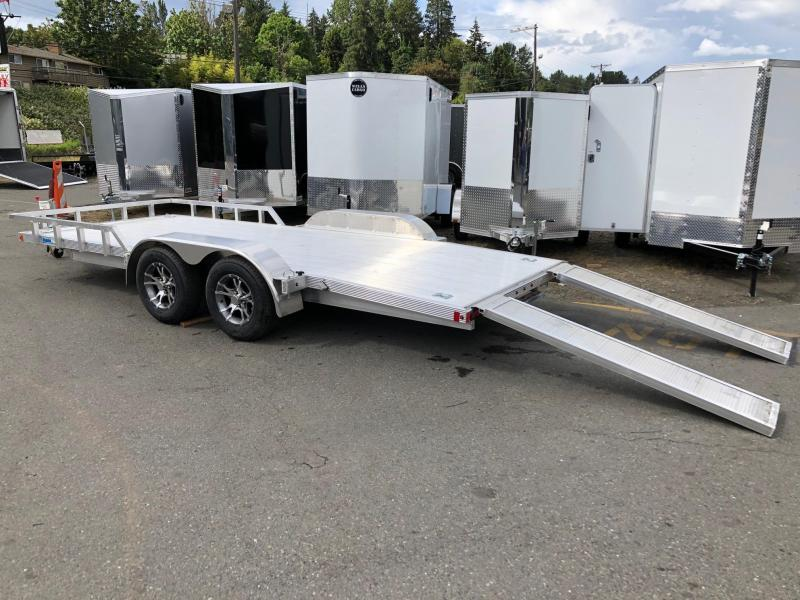 2018 CargoPro Trailers COCH8X18 Flatbed Trailer