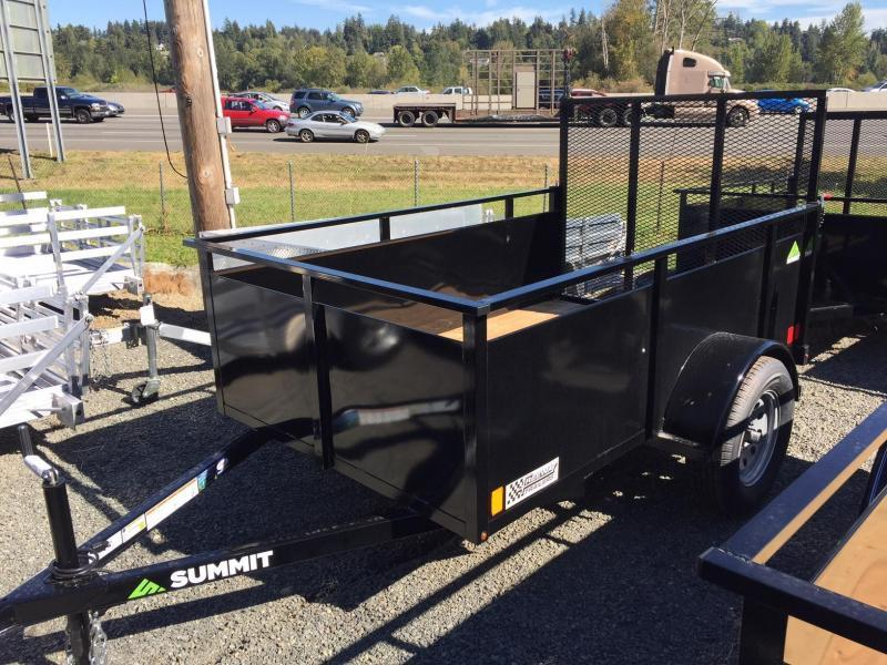 Summit 5' X 8' ALPINE Utility Trailer