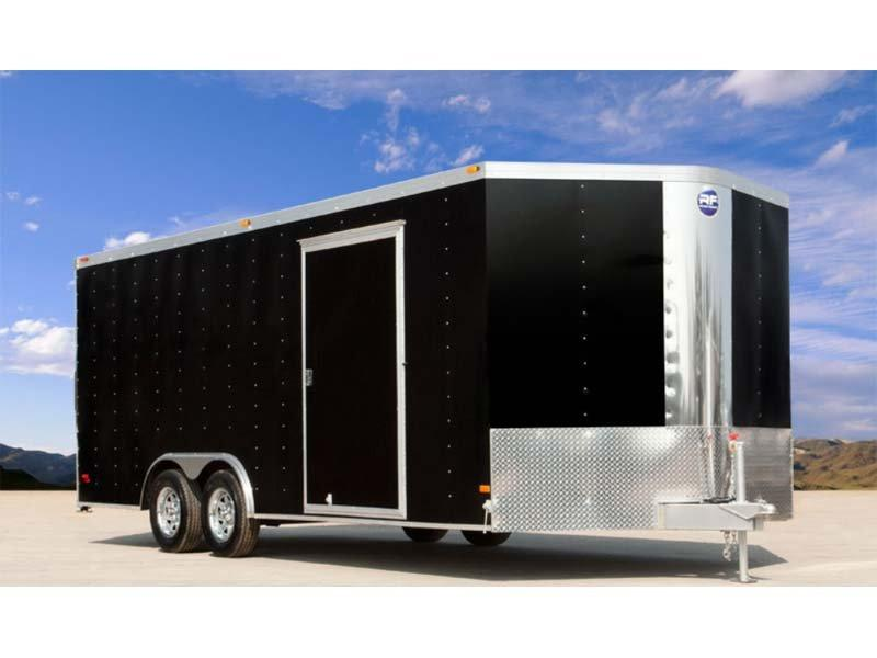 2017 Wells Cargo RFV85X202 Enclosed Cargo Trailer