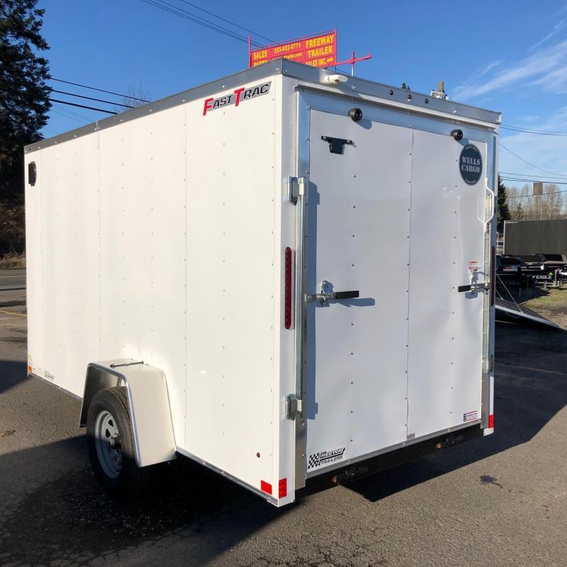 Wells Cargo Fast Trac Enclosed Cargo Trailer