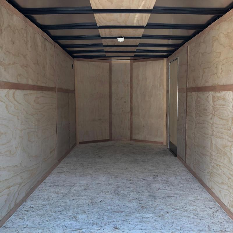 2019 Wells Cargo FastTrac Enclosed Cargo Trailer