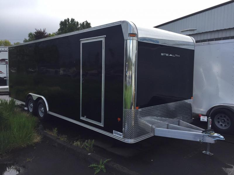 2018 CargoPro Trailers C8X24SCH-IF Car / Racing Trailer
