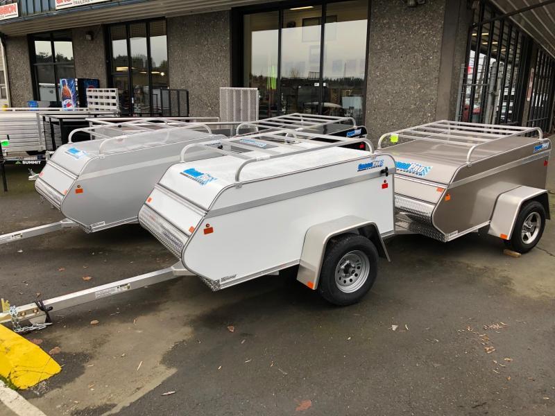 2019 Alcom-Stealth CMT4X6 Enclosed Cargo Trailer