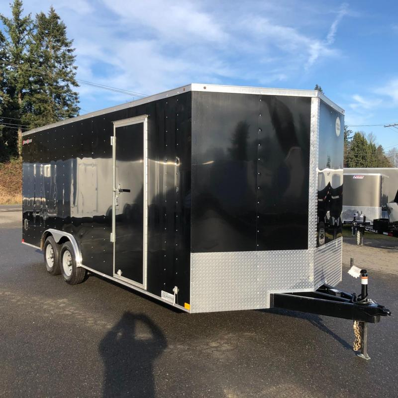 2019 Wells Cargo FT85204 Enclosed Cargo Trailer