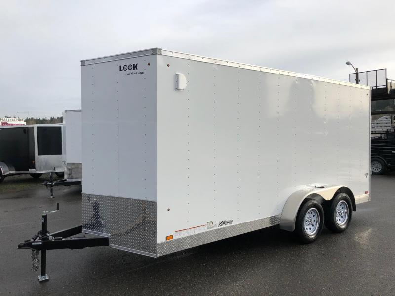 2019 Look Trailers ST STLC7X16TE2 Enclosed Cargo Trailer