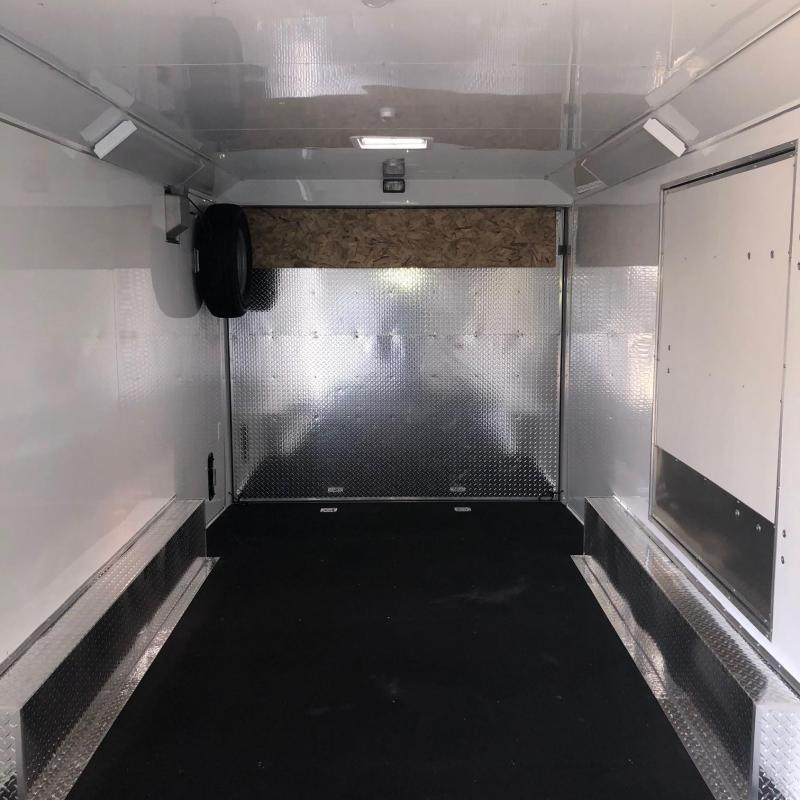 2019 Wells Cargo RFRT85X2424 Car / Racing Trailer